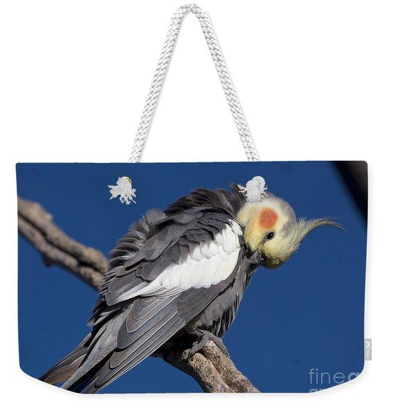 Cockatiel - Canberra - Australia Weekender Tote Bag