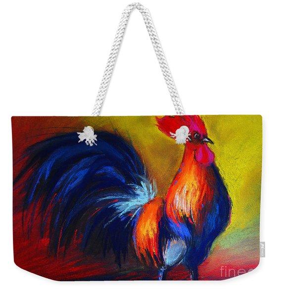 Cocorico Coq Gaulois Weekender Tote Bag