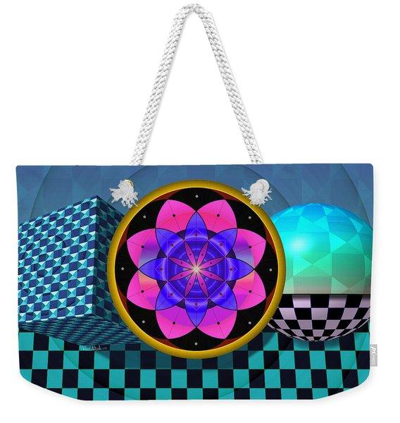 Coexist Weekender Tote Bag