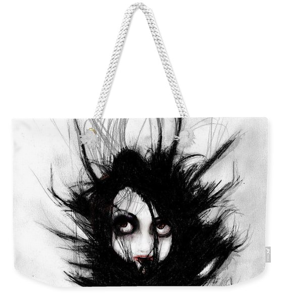Coiling And Wrestling. Dreaming Of You Weekender Tote Bag
