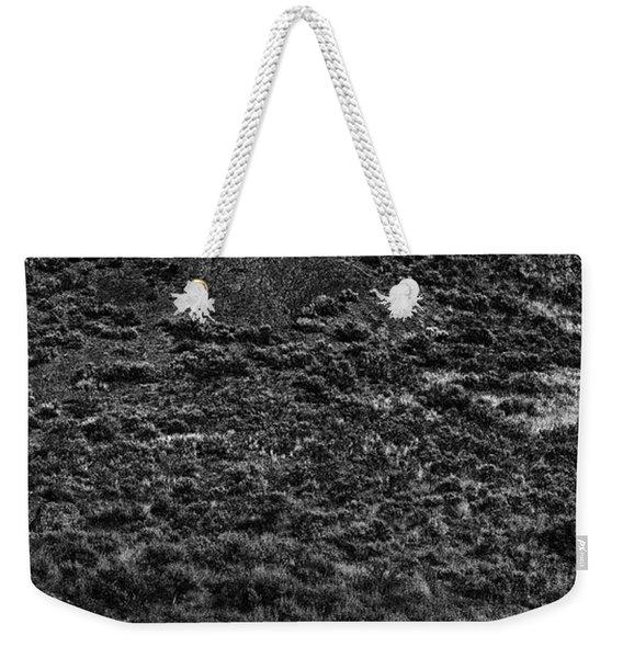 Cold Nights Under The Milky Way 1 Weekender Tote Bag