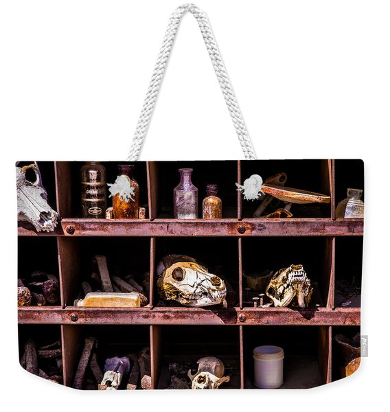 Collection At Techatticup Gold Mine Weekender Tote Bag