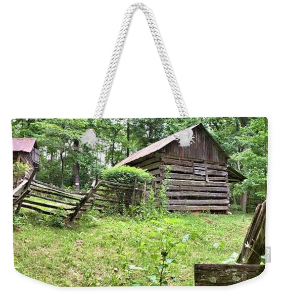 Colonial Village Weekender Tote Bag