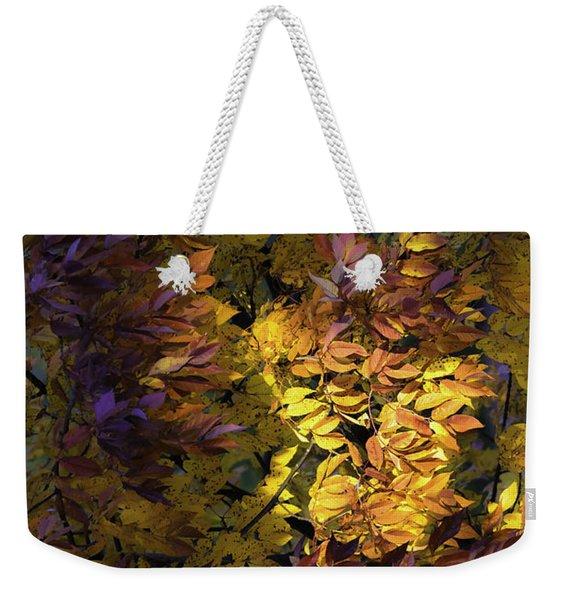 Color Calls Weekender Tote Bag