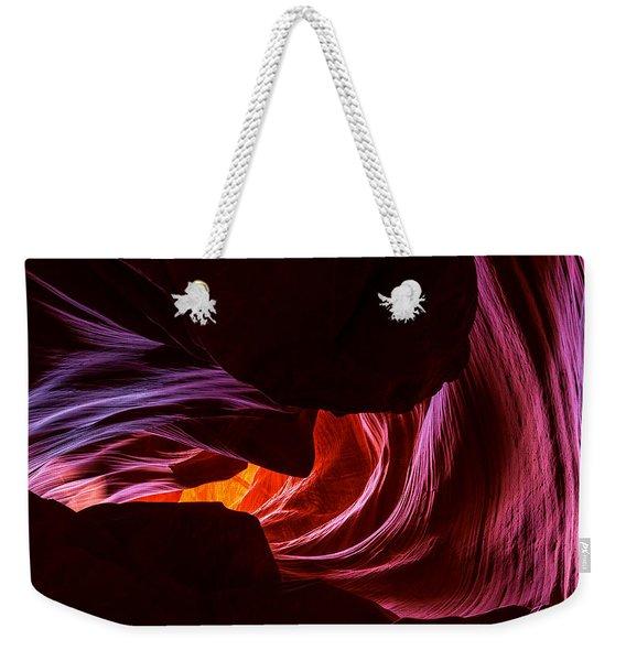 Color Ribbons Weekender Tote Bag