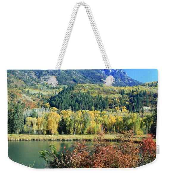 Colorado Colors Weekender Tote Bag