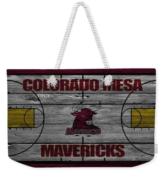 Colorado Mesa Mavericks Weekender Tote Bag