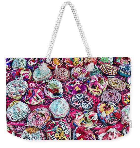 Colorful... Weekender Tote Bag