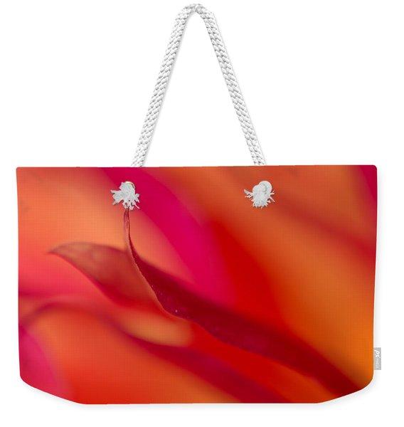 Colorful Motion Weekender Tote Bag