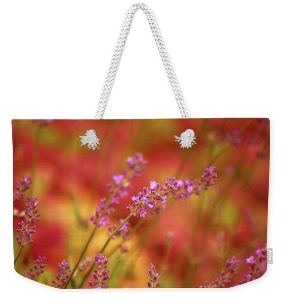 Colors I Love Weekender Tote Bag