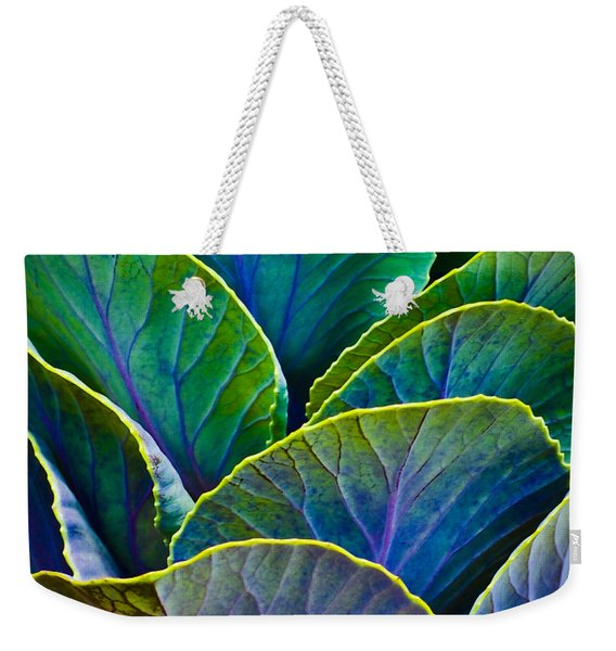Colors Of The Cabbage Patch Weekender Tote Bag
