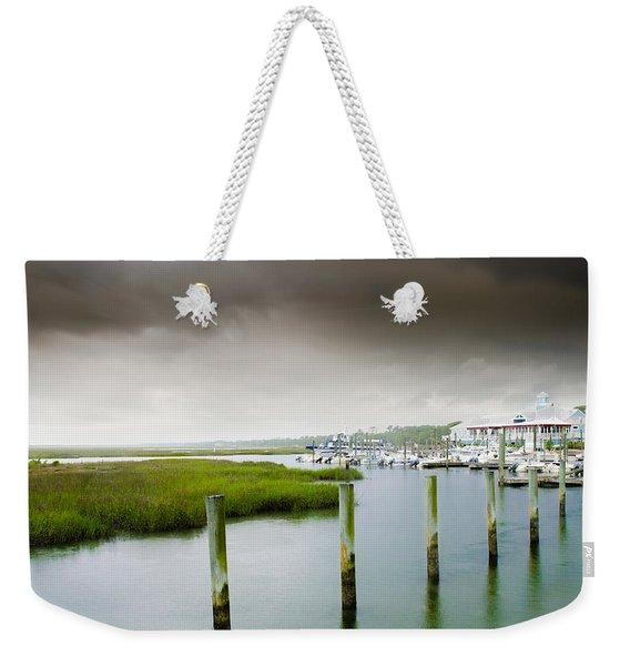 Colors Of The Coast Weekender Tote Bag