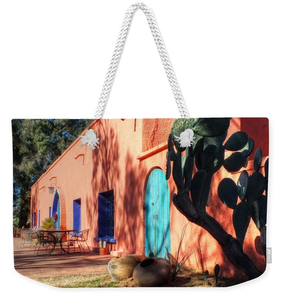 Colors Of The Desert Southwest Weekender Tote Bag