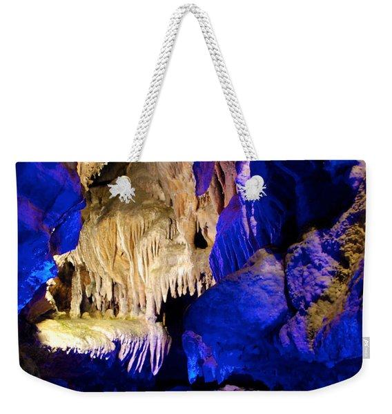 Colors Of The Pool Weekender Tote Bag