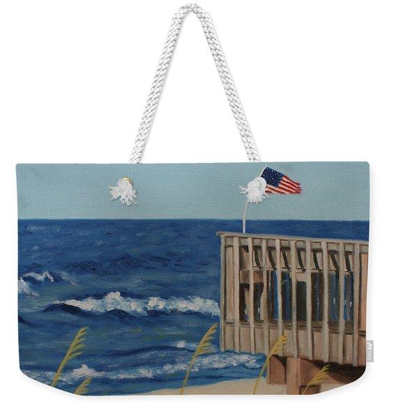 Colors On The Breeze Weekender Tote Bag