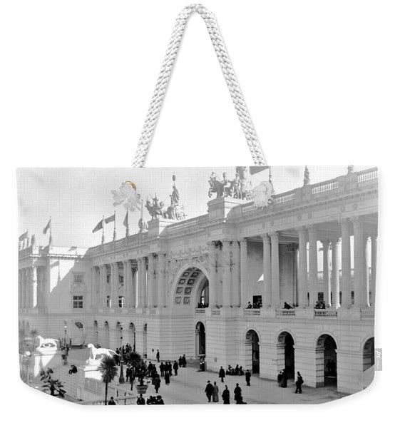 Columbian Exposition, 1893 Weekender Tote Bag
