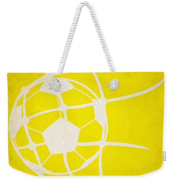 Columbus Crew Goal Weekender Tote Bag
