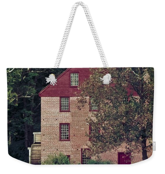 Colvin Run Mill Weekender Tote Bag