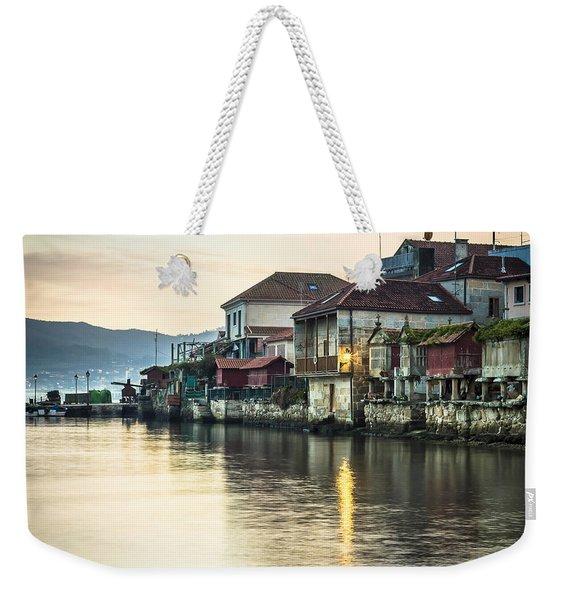 Combarro Pontevedra Galicia Spain Weekender Tote Bag