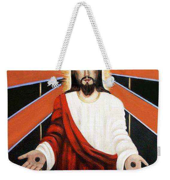 Come Weekender Tote Bag