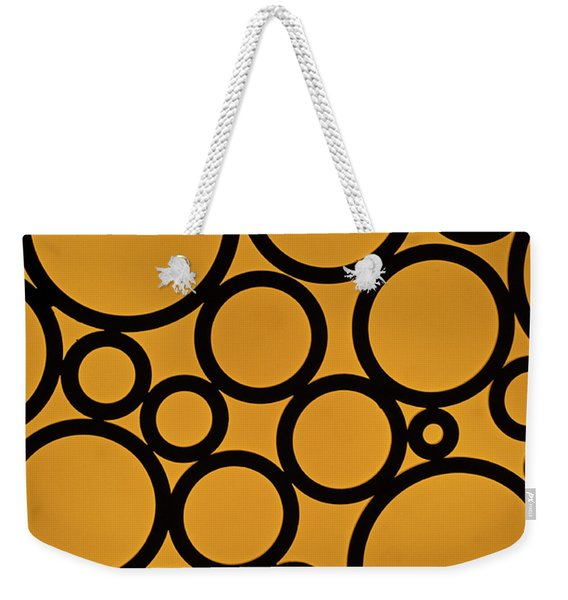 Come Full Circle Weekender Tote Bag