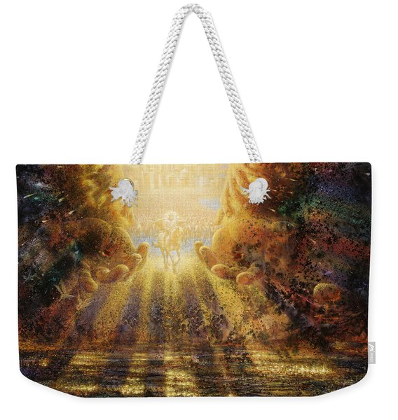 Come Lord Come Weekender Tote Bag