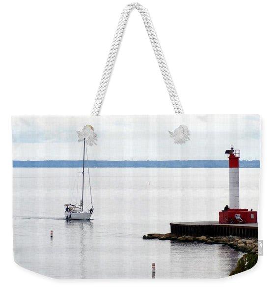 Coming Home  Weekender Tote Bag