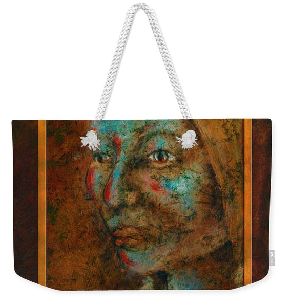 Coming Together II Weekender Tote Bag