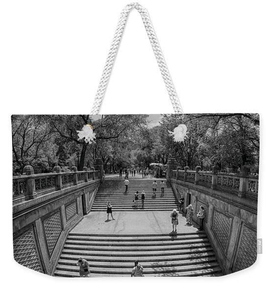 Commute Weekender Tote Bag