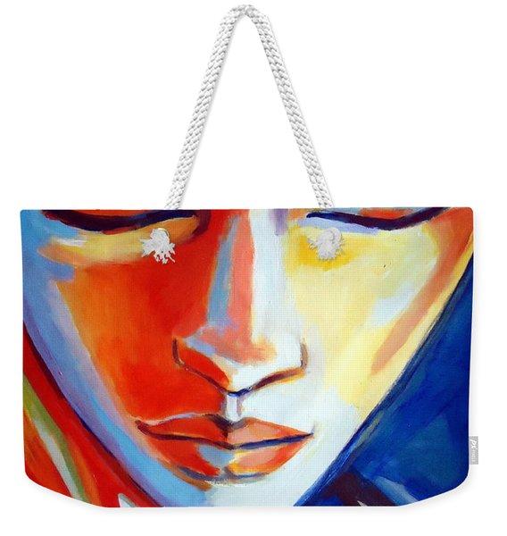 Concealed Desires Weekender Tote Bag