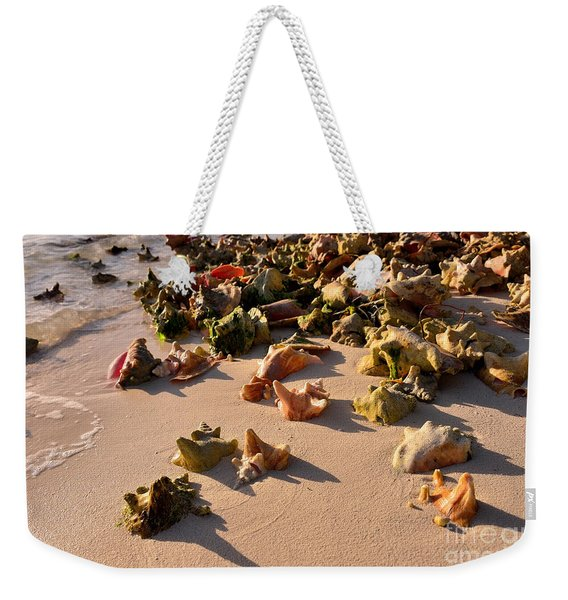 Conch Collection Weekender Tote Bag