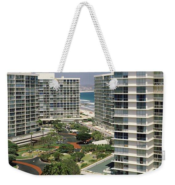 Condos In A City, San Diego Weekender Tote Bag