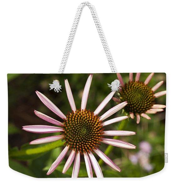 Cone Flower - 1 Weekender Tote Bag