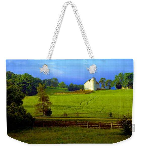 Conley Road Farm Spring Time Weekender Tote Bag
