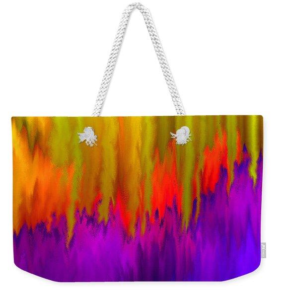 Consciousness Rising Weekender Tote Bag
