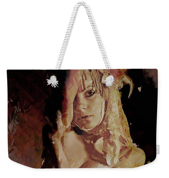 Constant Portrait Weekender Tote Bag