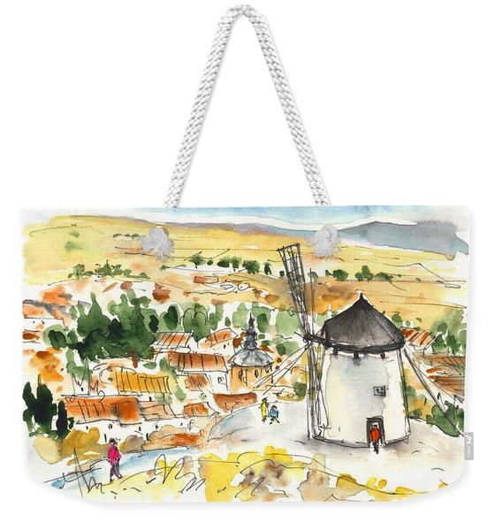 Consuegra 02 Weekender Tote Bag