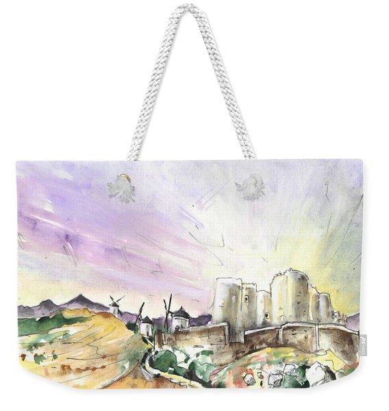 Consuegra 04 Weekender Tote Bag