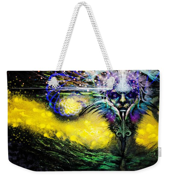 Contemplating The Majestic   Weekender Tote Bag