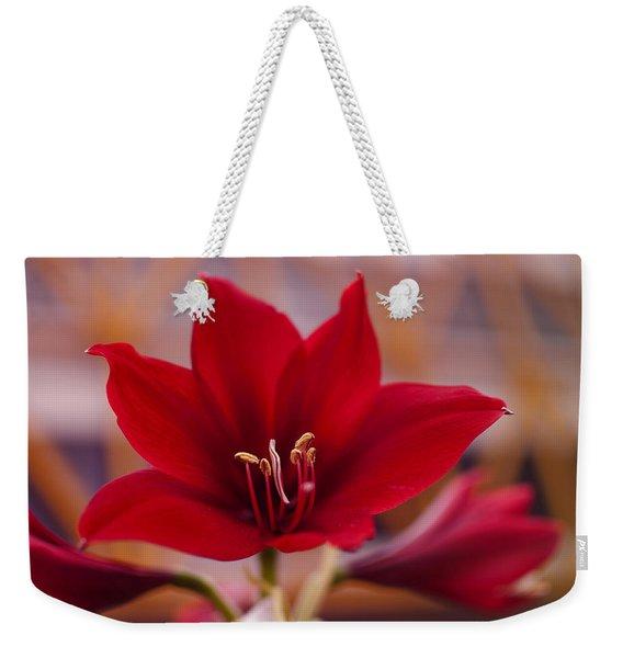 Content Tropics Weekender Tote Bag
