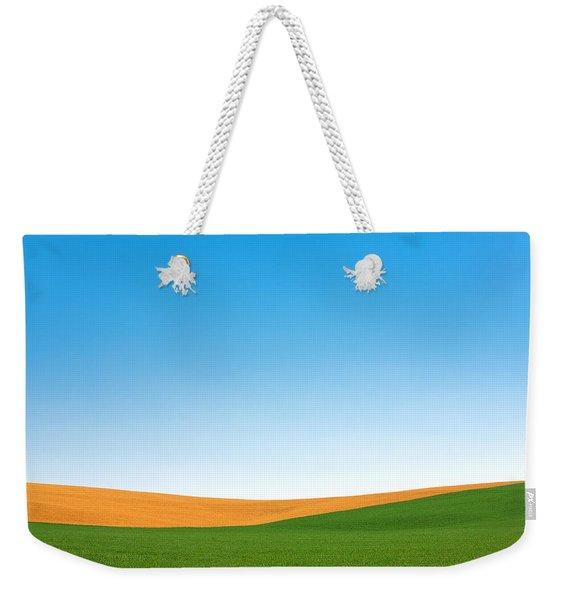 Contours Weekender Tote Bag