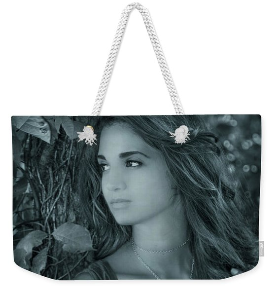 Cool Breeze Weekender Tote Bag