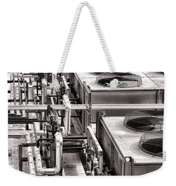Cooling Force Weekender Tote Bag