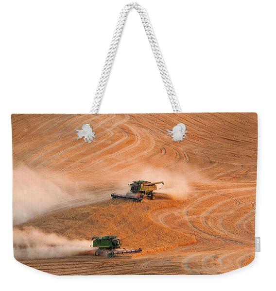 Cooperation Weekender Tote Bag
