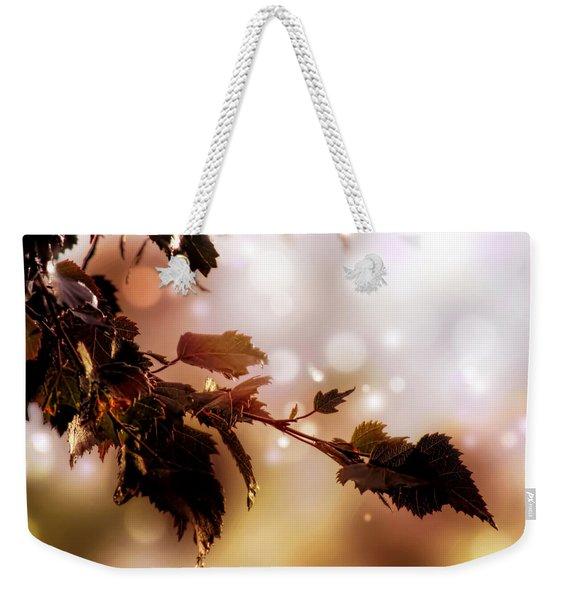 Copper Birch Weekender Tote Bag