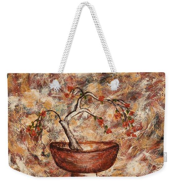 Copper Bowl Weekender Tote Bag