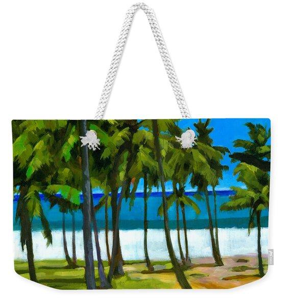 Coqueiros De Tiririca Weekender Tote Bag
