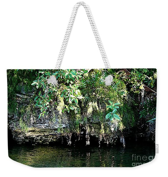 Coral Bluffs Weekender Tote Bag