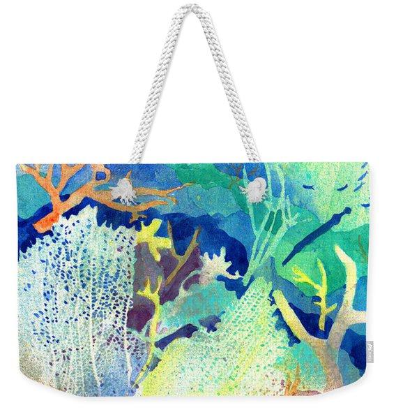 Coral Reef Dreams 2 Weekender Tote Bag