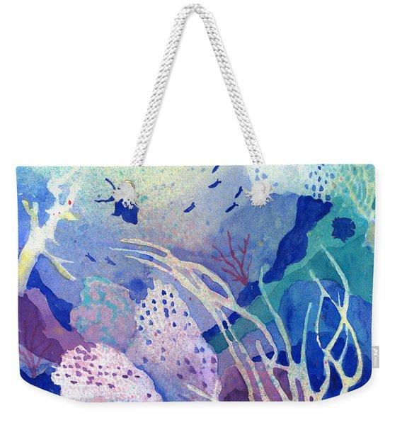 Coral Reef Dreams 4 Weekender Tote Bag
